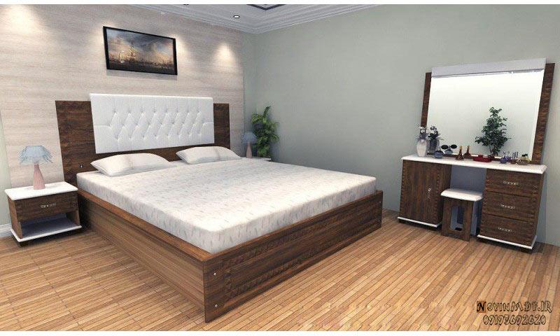 تخت خواب ممبران