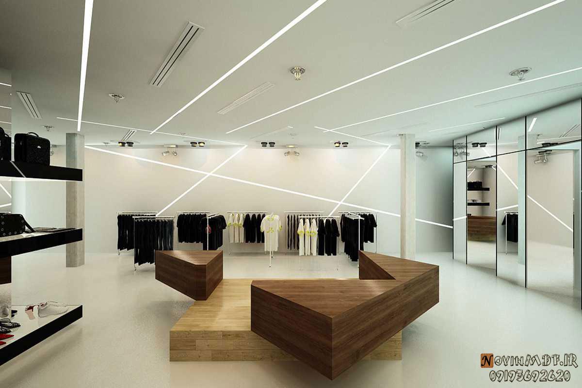 طراحی دکوراسیون فروشگاه