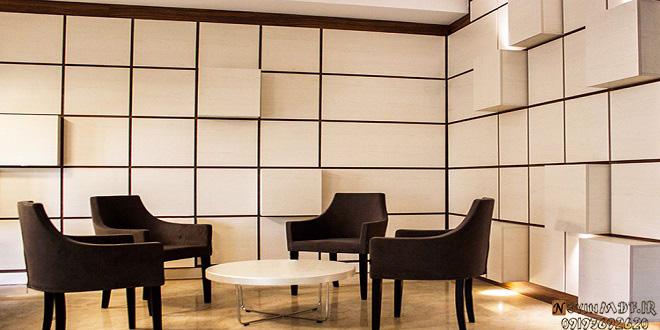 طراحی دکوراسیون اتاق مدیریت